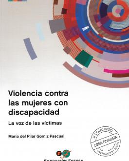 Portada del Libro Violencia contra las mujeres con discapacidad