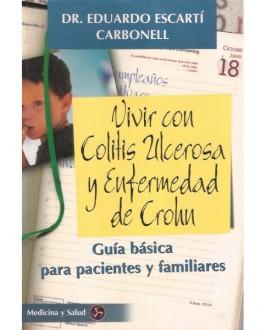 Portada Vivir con...colitis ulcerosa y enfermedad de Crohn