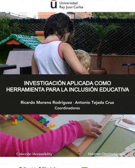 Portada Investigación aplicada como herramienta para la inclusión educativa