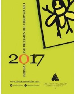 Portada informe XVII Dictamen del Observatorio de la Dependencia de la Asociación Estatal de Directoras y Gerentes de Servicios Sociales