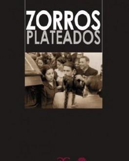 portada del libro Zorros plateados