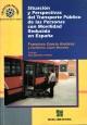 Portada Situación y perspectivas del transporte público de las personas con movilidad reducida en España