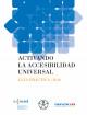 Portada Activando la accesibilidad universal, Guía práctica 2016