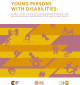 Portada oung persons with disabilities: global study on ending gender-based violence, and realising sexual and reproductive health and rights