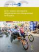 Portada Libro blanco de deporte de personas con discapacidad en España