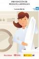 Portada Prevención de riesgos laborales. Lavandería (Léctura Fácil)