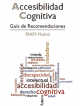 Portada del libro Accesibilidad cognitiva: guía de recomendaciones