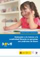 Portada Animación a la lectura y la creatividad literaria en personas con síndrome de Down