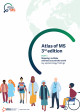 Portada Atlas of MS. Part 1: Mapping multiple sclerosis around the world key epidemiology findings. 3rd edition