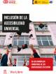 Portada Inclusión de la accesibilidad universal en los currículos formativos de las universidades en España