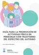 Portada Guía para la promoción de actividad física en personas con trastorno del espectro del autismo