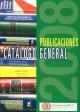 Portada Catálogo de publicaciones Fundación ONCE (2008)