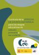 Portad Currículo de la Lengua de Signos Española para las etapas educativas de infantil, primaria y secundaria