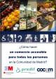 Portada ¿Cómo hacer un comercio accesible para todas las personas en la Comunidad de Madrid?