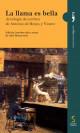 Portada La llama es bella (Antología de escritos de Antonio de Hoyos y Vinent)