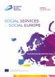 Portada Social services for a social Europe