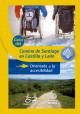 Portada Guía del camino de Santiago en Castilla y León orientadas a la accesibilidad