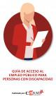 Portada Guía de acceso al empleo público para Personas con Discapacidad