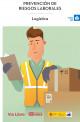 Portada Prevención de riesgos laborales. Logística