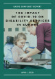 Portada The impact of COVID 19 on disability services in Europe