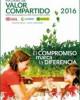 Portada ONCE: Informe de valor compartido 2016