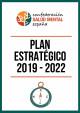 Portada Salud Mental España. Plan Estratégico 2019-2022