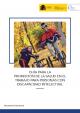 Cubierta Guía para la promoción de la salud en el trabajo para personas con discapacidad intelectual