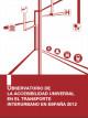 Portada CD Observatorio de la accesibilidad universal en el transporte interurbano en España 2012