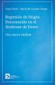 Portada Regresión de origen desconocido en el Síndrome de Down. Una nueva entidad