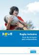 Portada Rugby inclusivo. Guía de iniciación para entrenadores