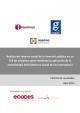 Portada Análisis del retorno social de la inversión pública en un CEE de iniciativa social mediante la aplicación de la metodología SROI (Retorno Social de las Inversiones)