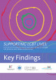 Portada Supporting lgbt lives: a study of the mental health and well-being of lesbian, gay, bisexual and transgender people